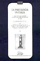 La psicologia in Italia: i protagonisti e i…