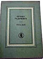 Pesme by Branko Radičević