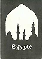Egypte : itineraire Egypte Excursie 1980