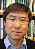 Author photo. Ha-Joon Chang