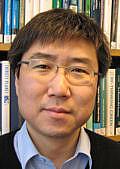 Author photo. Ha-Joon Chang
