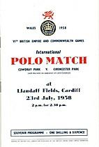 International Polo Match Cowdray Park v…