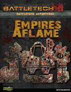 Empires Aflame by Herbert A. Beas II
