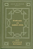 Staircases and Garden Steps by Guy Cadogan…