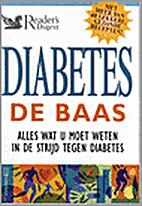 Diabetes de baas by Tracey Drost-Plegt