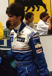 Author photo. French Wikipedia user <a href=&quot;http://fr.wikipedia.org/wiki/User:Alonso&quot;>Alonso</a> (French Gran-Prix, 1995)