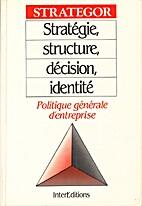 Stratégie, structure, décision, identité…