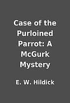 Case of the Purloined Parrot: A McGurk…