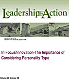 In Focus/Innovation-The Importance of…