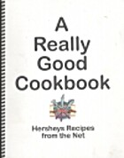 A Really Good Cookbook : Hersheys Recipes…