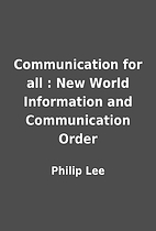 Communication for all : New World…