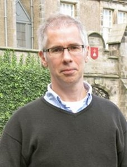 Author photo. University of St Andrews