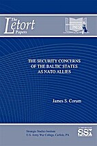 The Security Concerns of the Baltic States…