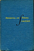 Differential and integral calculus by Clyde…