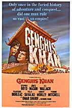 Genghis Khan [1965 film] by Henry Levin