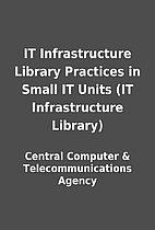 IT Infrastructure Library Practices in Small…