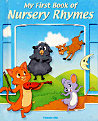 My First Book of Nursery Rhymes by Unknown
