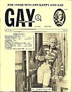 Gay International (Volume 2, Number 1) A…