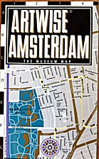 Artwise Amsterdam/Map (Artwise) by Michael…