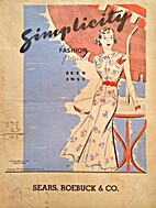 Simplicity Fashion Forecast, 1937 July by…
