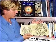 Author photo. By Wayne Herschel - <a href=&quot;http://www.keyofsolomon.net&quot; rel=&quot;nofollow&quot; target=&quot;_top&quot;>http://www.keyofsolomon.net</a>, FAL, <a href=&quot;https://commons.wikimedia.org/w/index.php?curid=7087337&quot; rel=&quot;nofollow&quot; target=&quot;_top&quot;>https://commons.wikimedia.org/w/index.php?curid=7087337</a>