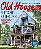 Old House Journal August 2014 by Demetra…