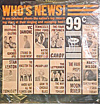 Who's News! [sound recording] by Vic Damone