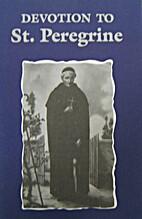 Devotion to St. Peregrine