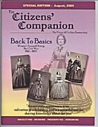Citizen Companion Back to Basics Woman's…
