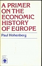 A primer on the economic history of Europe…