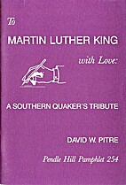 To Martin Luther King, with love : a…