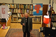 Author photo. Carl-Göran Ekerwald på författarmöte på Rönnells antikvariat i Stockholm By Bengt Oberger - Own work, CC BY-SA 4.0, <a href=&quot;https://commons.wikimedia.org/w/index.php?curid=37242041&quot; rel=&quot;nofollow&quot; target=&quot;_top&quot;>https://commons.wikimedia.org/w/index.php?curid=37242041</a>