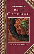 Sainsbury's Balti Cookbook by Pat Chapman