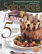 Sabores: Cocina para Fiestas