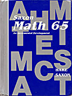 Math 65, Teacher's Edition by Stephen…