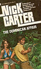 Dominican Affair by Nick Carter