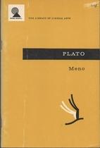 Menone by Plato