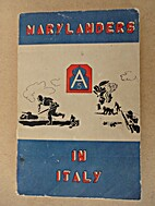 Marylanders in Italy. by James L. Wingate