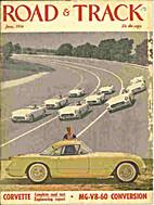 Road & Track 1954-06 (June 1954) Vol. 5 No.…