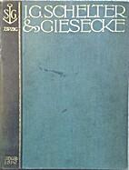 Hautprobe by J. G. Schelter & Giesecke