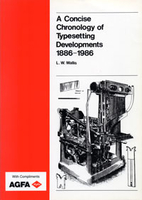 A Concise Chronology of Typesetting…