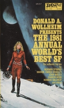 The 1981 Annual World's Best SF by Donald A.…