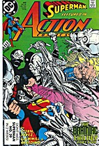 Action Comics # 648 by Roger Stern