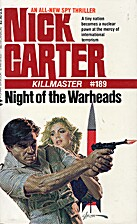 Night of the Warheads by Nick Carter