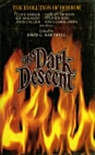 The Dark descent by David G. Hartwell