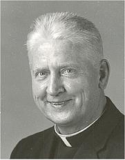 Author photo. Photograph of Fr. Walter J. Ciszek, SJ.