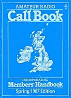 RSGB: Amateur Radio Call Book Incorporating…