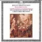 Brandenburg concertos, BWV 1046–1051…