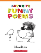Favorite Funny Poems by Edward Lear