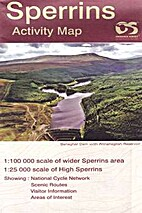 Sperrins Activity Map by Ordnance Survey…